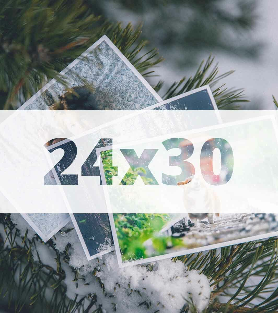 Odbitka 24x30 - Master Foto Kielce