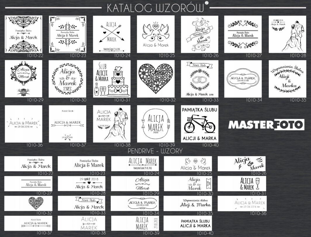 Katalog wzorów 2 - Master Foto Kielce
